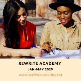 REWRITE ACADEMY JAN-MAY 2020