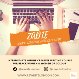 ZADIE ONLINE COURSE AUGUST