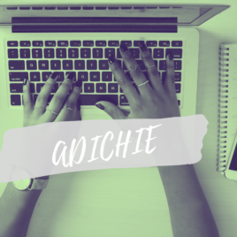 ADICHIE Introduction to Creative Writing NOVEMBER