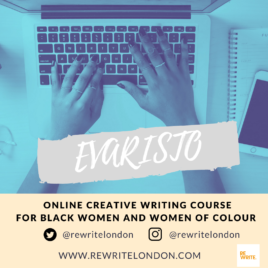 EVARISTO ADVANCED COURSE MAY