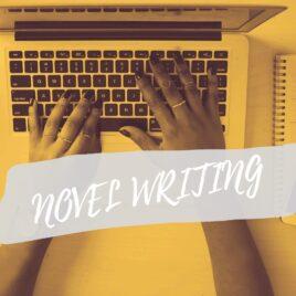Novel Writing Course Sept